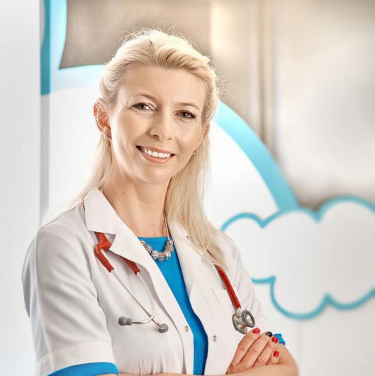 Profesjonalną pomoc zapewni pediatra