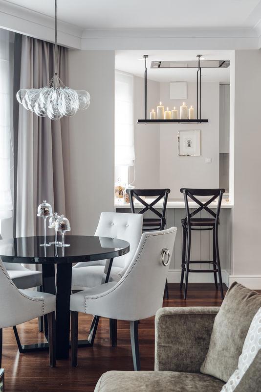Apartament w stylu nowojorskim