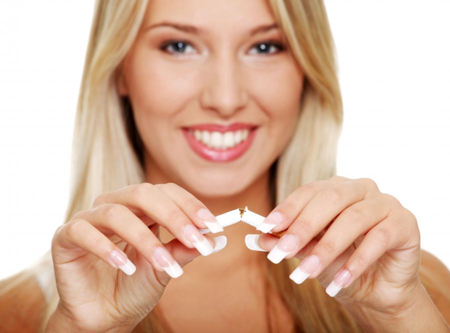 Warto rzucić palenie