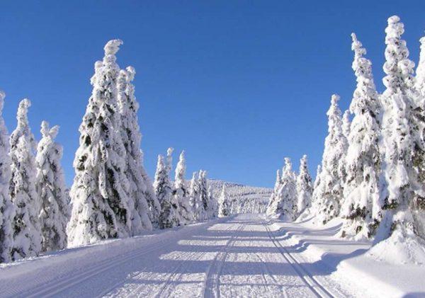 Zimowe zjawiska pogodowe