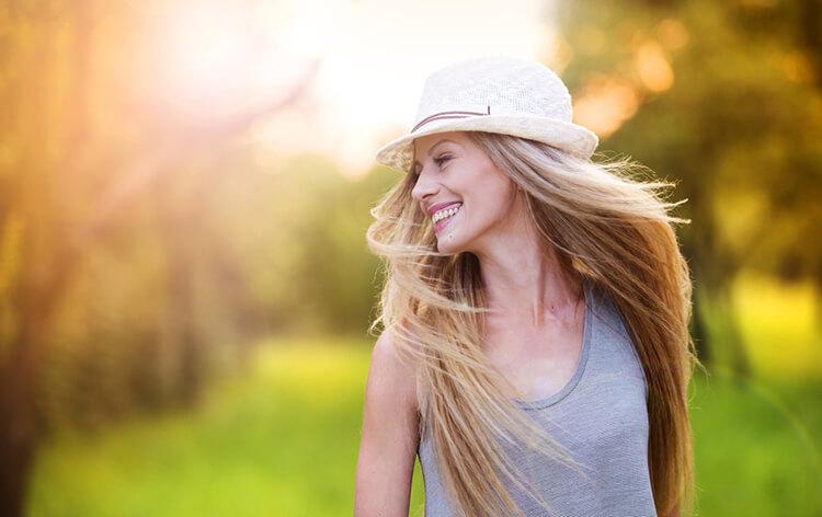 Wiosenna pielęgnacja włosów