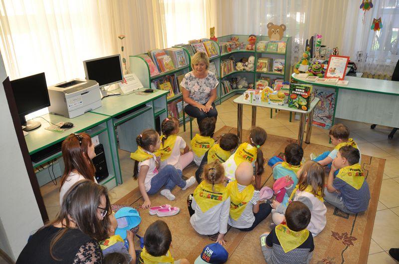 Biblioteki wychodzą na przeciw potrzebom małych czytelników