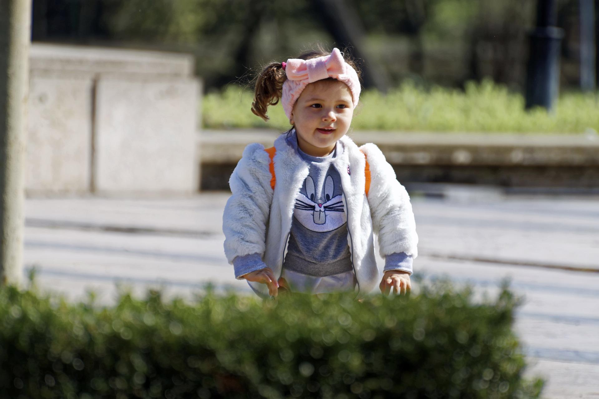 ubrania dla dzieci maluch