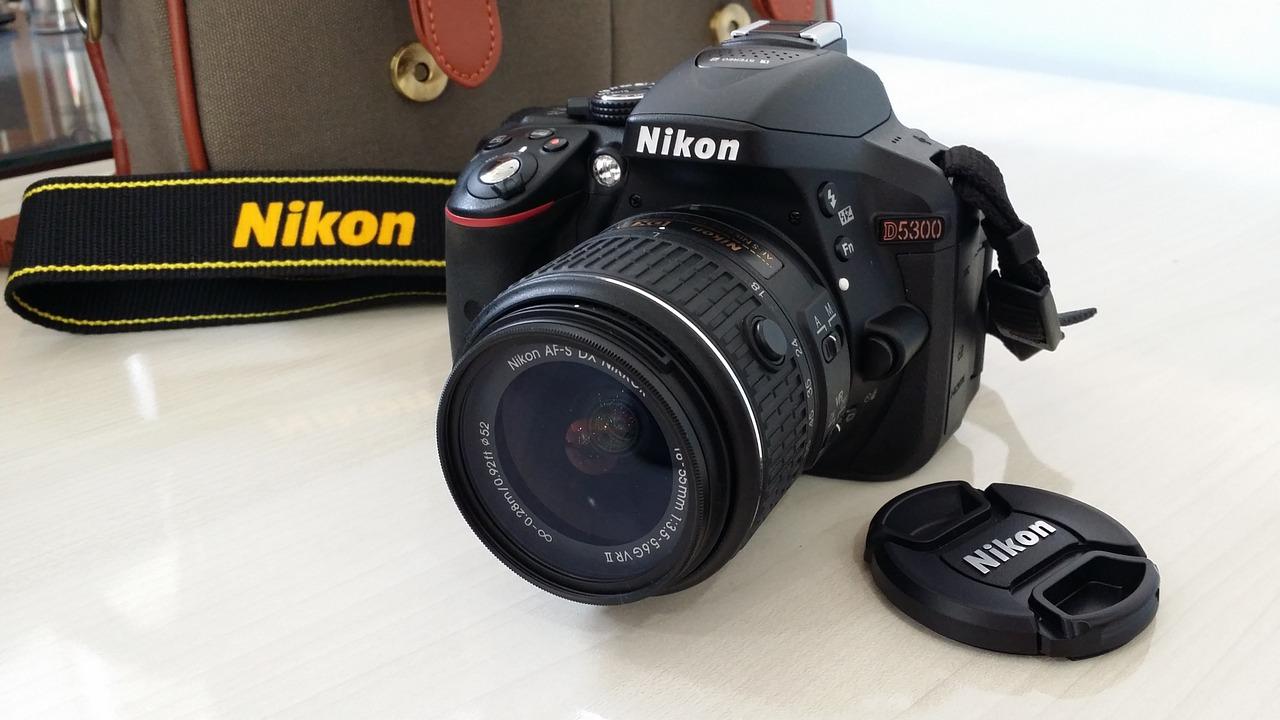 aparat cyfrowy Nikon