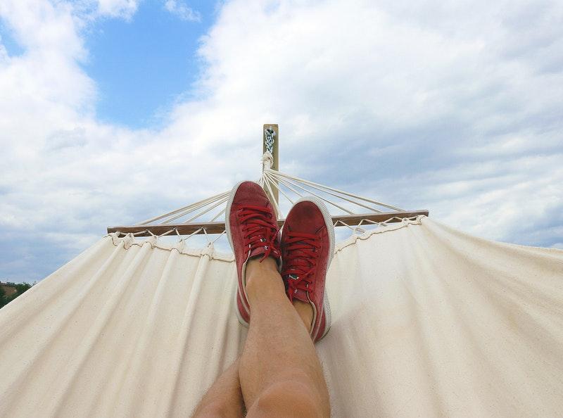 zdrowy styl życia przewiduje czas na relaks