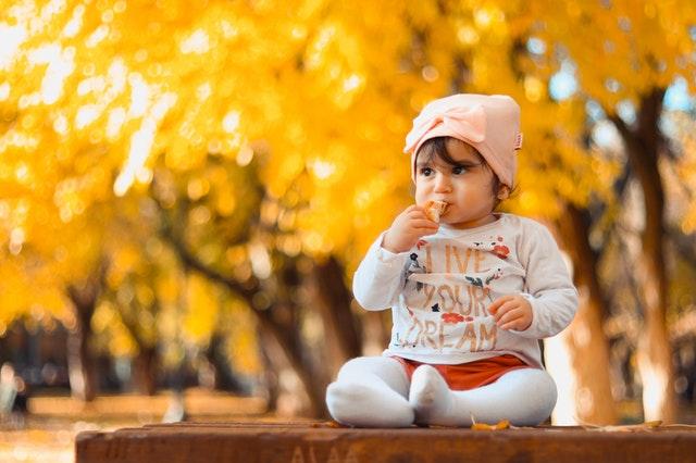 Gropinosin syrop - i jesień maluchowi nie straszna!