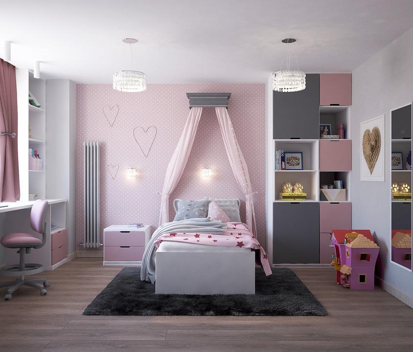 kolorowa pościel i poduszki dla dzieci